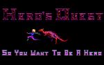 Hero's Quest 1