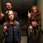 The movie has four protagonists.  While Henry is the driving force behind the search for his father, we learn a little about everyone:  Slavkin, Audrey, Patricia and of course Henry.  Here they are all in one scene, together, in an elevator