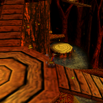 A spot of serenity in the fall map of Banjo Kazooie. Wonderful platforming, cute characters and fantastic quest-based gameplay make this the absolute winner.