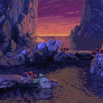 The Dig was a straight-up mostly pitch-perfect adventure game wherein you took control of three characters as they tried to find a way off a hostile planet, while learning important things about being human and life along the way.