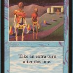 Like Time Walk gives you an extra turn in the game, I figured I'd try playing Duels one more time...